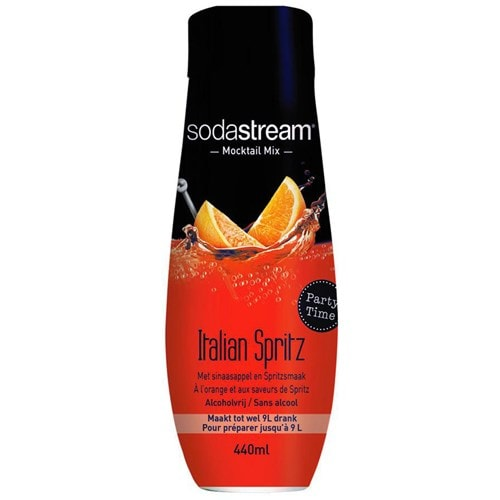 SodaStream siroop Mocktail Italian Spritz 440 ml