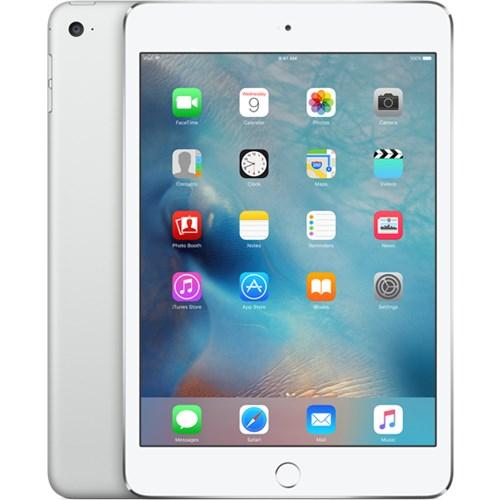Apple iPad mini 4 128 GB Wifi + 4G (Zilver)