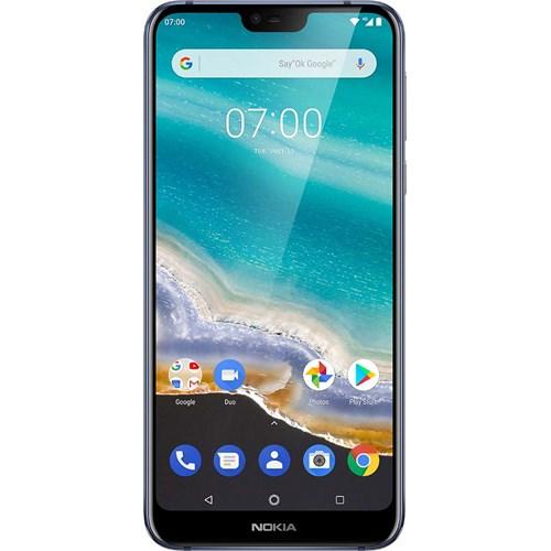 Nokia smartphone N7.1 Blauw