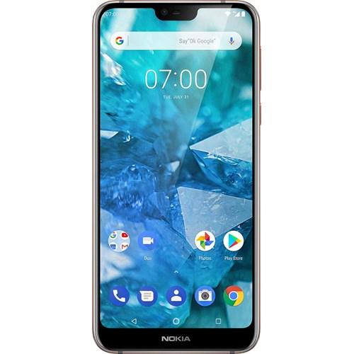 Nokia smartphone N7.1 Grijs
