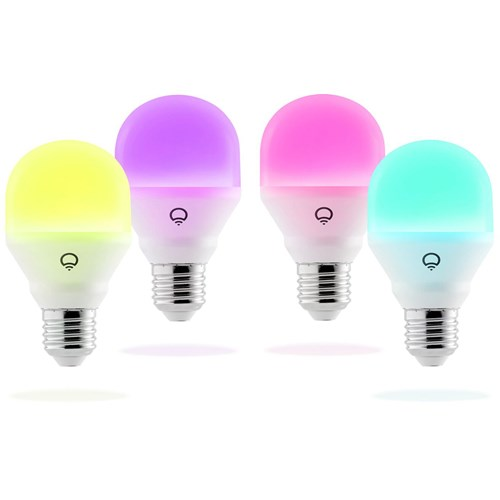 LIFX Mini Colour White E27 4 pack
