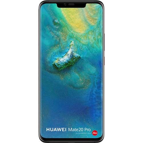 Huawei smartphone Mate 20 Pro Zwart
