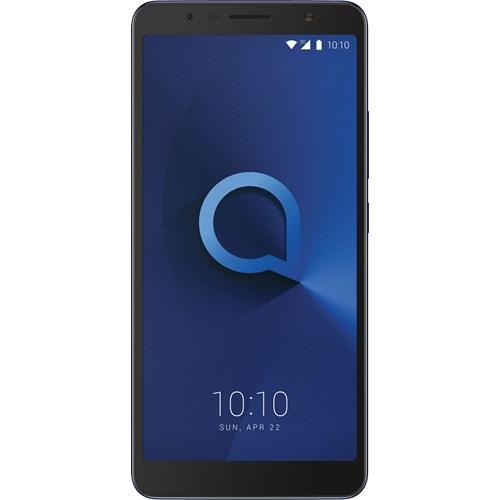 Alcatel smartphone 3C Dual SIM (Blauw)