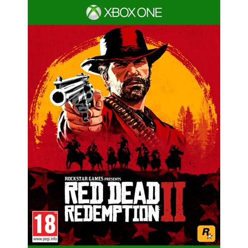 XBX One Red Dead Redemption 2