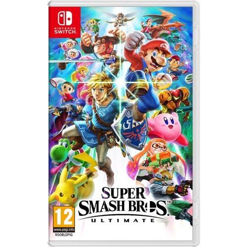 Switch Super Mario Smash Bros