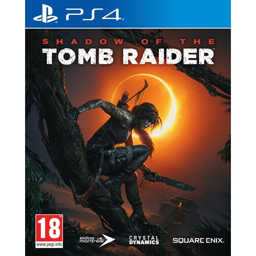 PS4 Shadow of the Tombraider