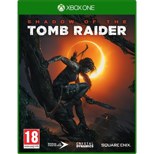 XBX One Shadow of the Tombraider