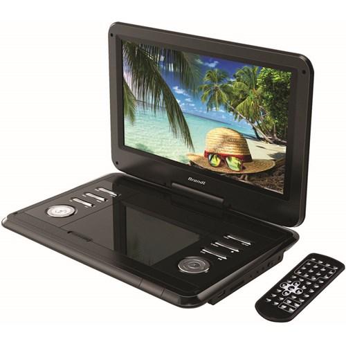 Brandt portable DVD speler DVDP12R
