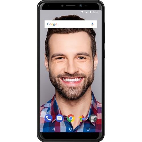 Wiko smartphone Harry 2 (Antraciet)