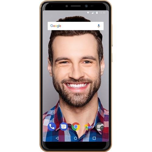 Wiko smartphone Harry 2 (Goud)