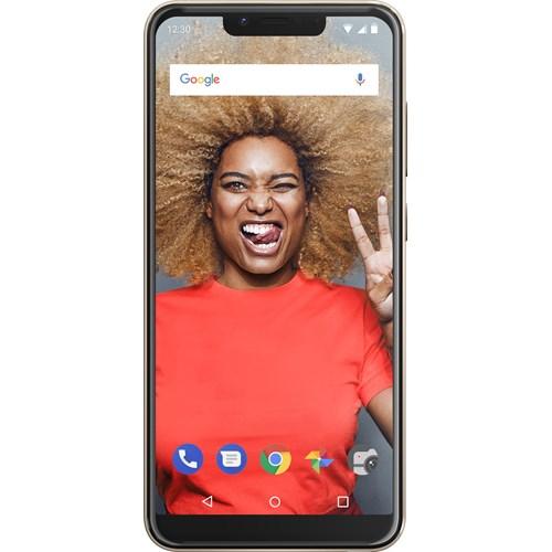 Wiko smartphone VIEW2 PLUS Goud