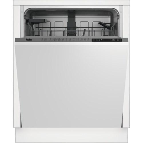 Beko DIN28427 Vaatwassers 60 cm - Zwart