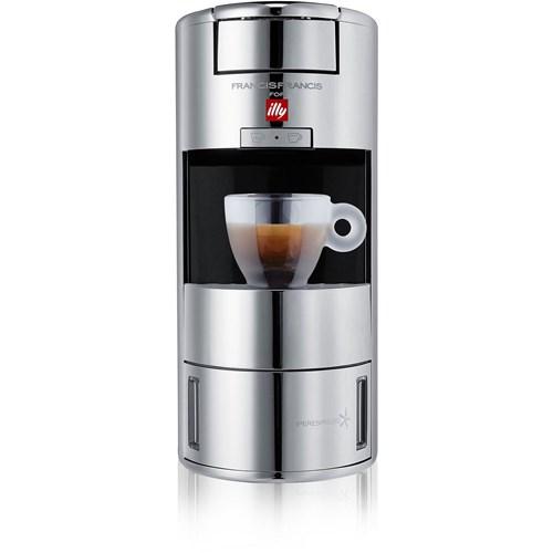 illy koffieapparaat X9 (Zilver) - Prijsvergelijk