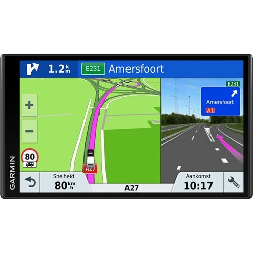 Garmin navigatiesysteem CAMPER 770 LMT-D