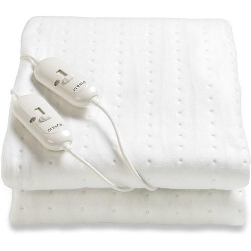 Cresta elektrische deken KTS102 - Prijsvergelijk