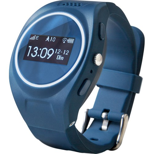 Connected Kids smartwatch K01 (Donkerblauw)