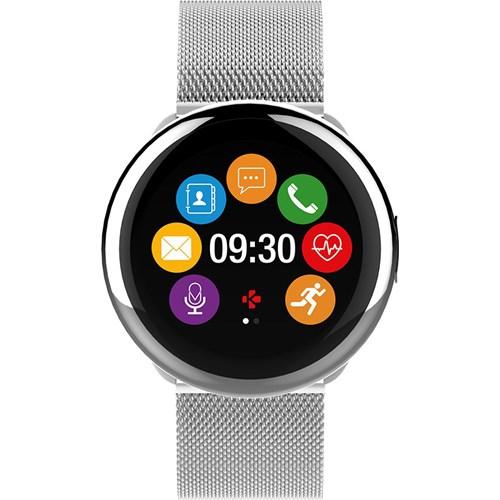 Mykronoz smartwatch ZeRound2 HR Elite (Zilver)