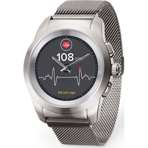 Mykronoz smartwatch ZeTime Elite (Titanium)