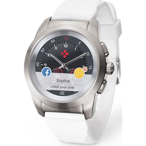 MyKronoz smartwatch ZeTime Original (Wit)