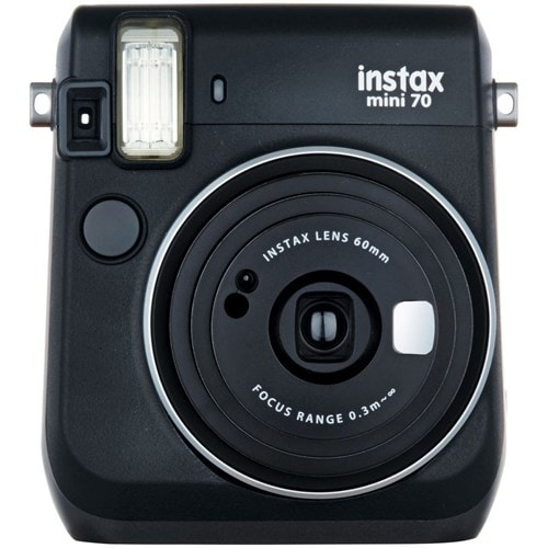 Fujifilm instax mini 70 (Zwart)