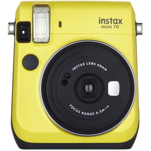 Fujifilm instax mini 70 (Geel)