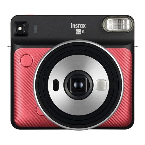 Fujifilm instax square SQ6 Rood