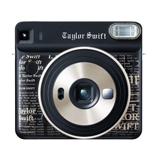 Fujifilm instax square SQ6 Taylor Swift Edition Zwart