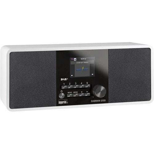 Imperial DAB radio DABMAN I200 (Wit)