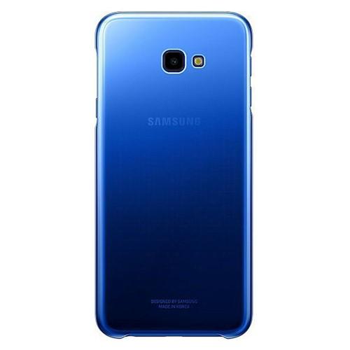 Samsung telefoonhoesje Jelly Cover voor Galaxy J4+ Blauw