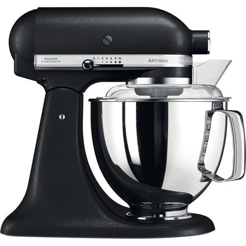 KitchenAid keukenmachine 5KSM175PSEBK (Mat zwart)