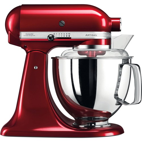KitchenAid keukenmachine 5KSM175PSECA Donkerrood