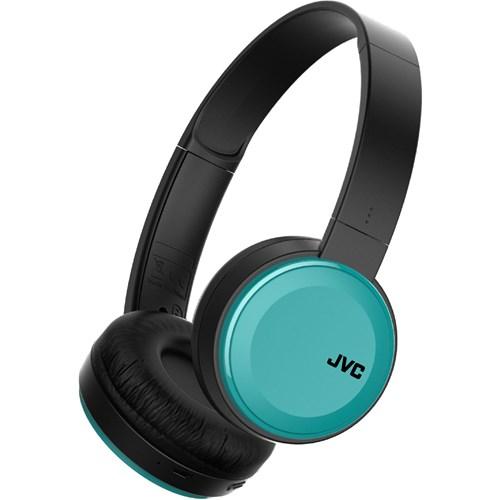 JVC draadloze hoofdtelefoon HA S30BT A E Blauw