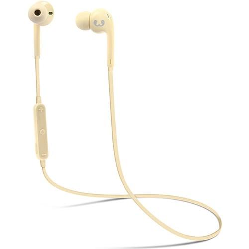 Fresh apos n Rebel draadloze in ear hoofdtelefoon VIBE (Geel)