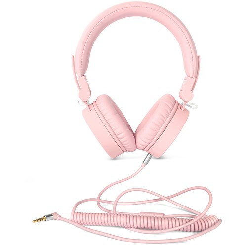 Fresh 'n Rebel hoofdtelefoon CAPS (Roze)