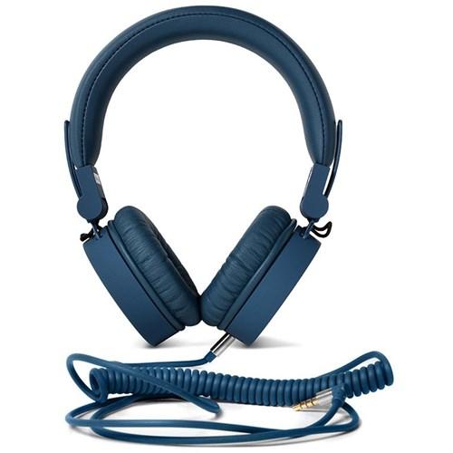 Fresh 'n Rebel hoofdtelefoon CAPS (Blauw)