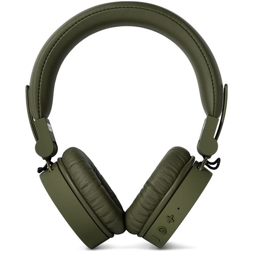 Fresh 'n Rebel draadloze hoofdtelefoon CAPS (Groen)
