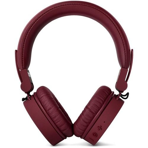 Fresh 'n Rebel draadloze hoofdtelefoon CAPS (Rood)