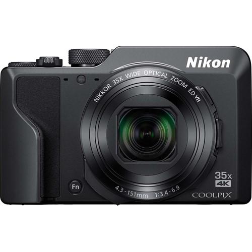 Nikon compact camera COOLPIX A1000 ZWART
