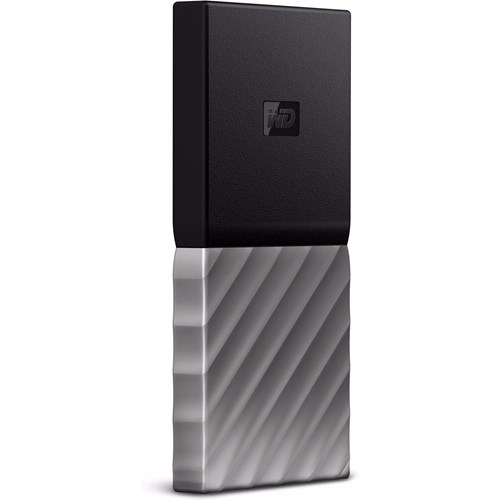 Western Digital externe SSD MY PASSPORT SSD 250GB