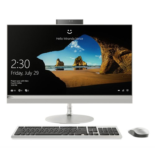 Lenovo all-in-one computer IdeaCentre 520-27ICB i5 8GB 256GB SSD