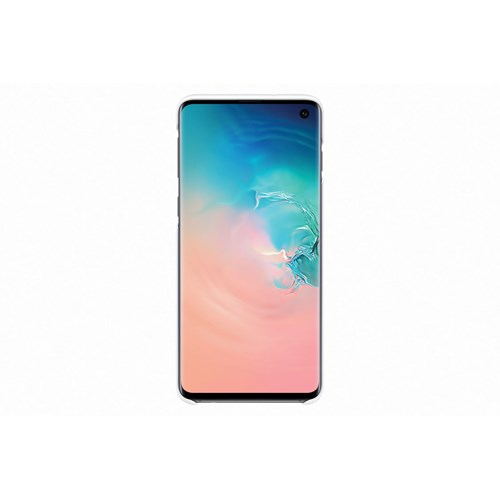 Samsung telefoonhoesje LED Cover voor Galaxy S10 Wit