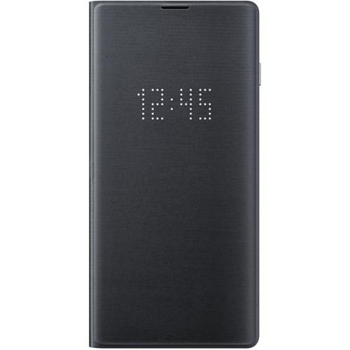Samsung telefoonhoesje LED View Cover voor Galaxy S10 Zwart