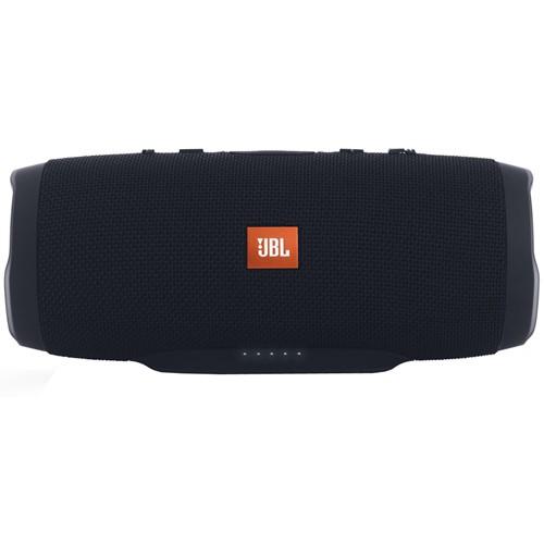 JBL portable speaker Charge 3 Stealth Edition Zwart