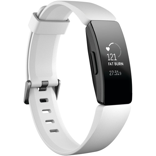 Fitbit activiteitstracker Inspire HR (Wit)