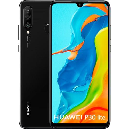 Huawei smartphone P30 Lite Zwart