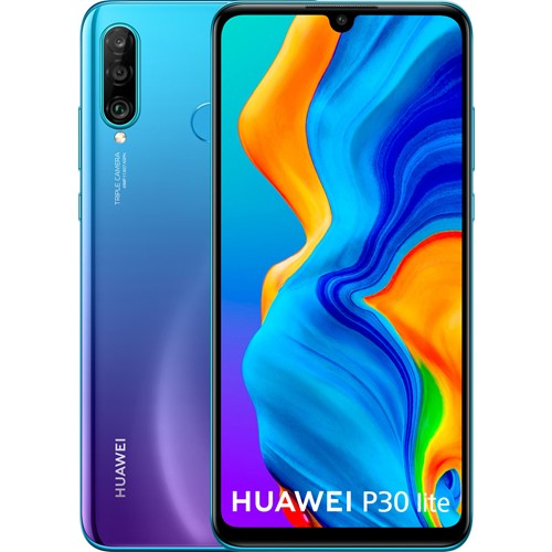 Huawei smartphone P30 Lite Blauw