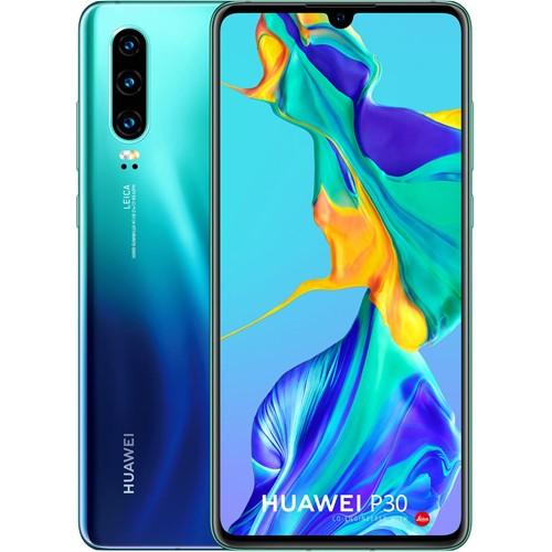 Huawei smartphone P30 Aurora