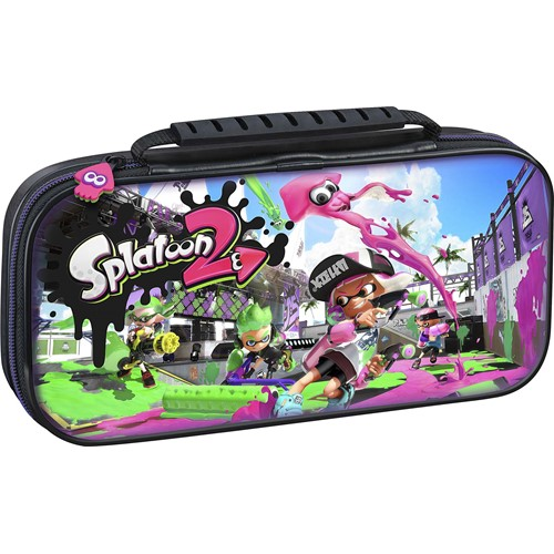 Bigben Officiële Nintendo Switch travelcase Splatoon