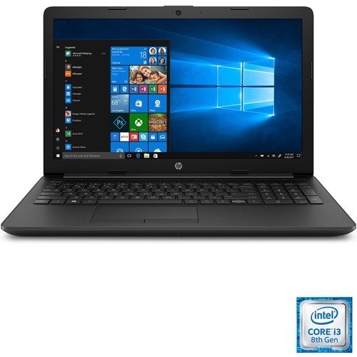 HP 15-DA1421ND, 8 GB RAM, 256 GB SSD, 14 inch