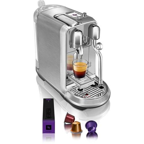 Nespresso Sage koffieapparaat Creatista Plus RVS